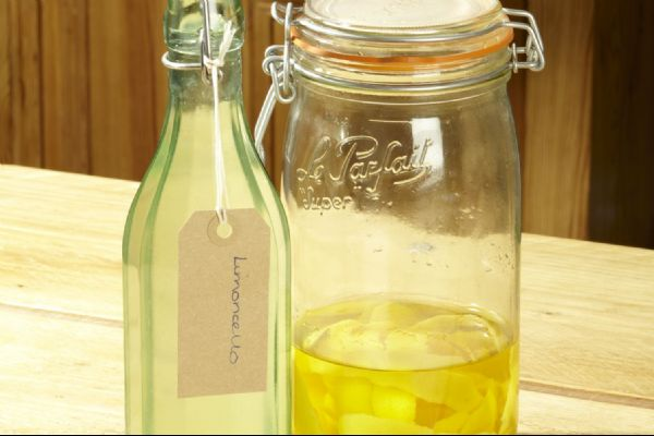 How to make Limoncello | Rosie Makes Jam Recipes