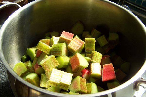 How do you make Rhubarb and Orange Chutney | Find a recipe for Rhubarb and Orange Chutney