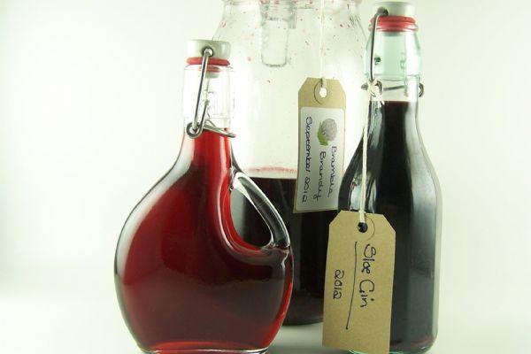 How to make Bramble Brandy | Rosie Makes Jam Recipes