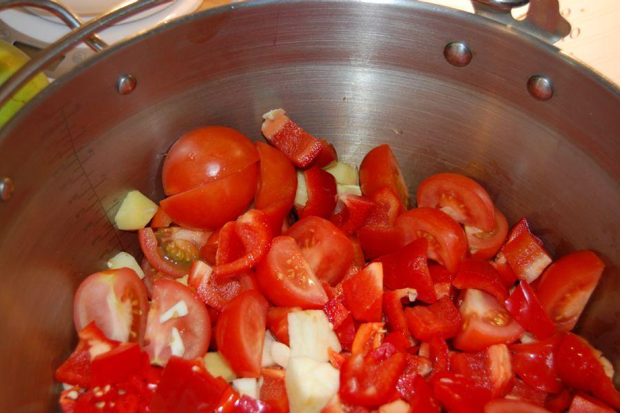 How to make Chilli Jam - recipe method