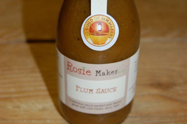 How to make Plum Sauce | Rosie Makes Jam Recipes