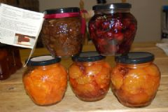 How do you make Brandied Plums | Find a recipe for Brandied Plums