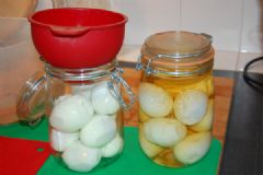 How do you make Pickled Eggs | Find a recipe for Pickled Eggs