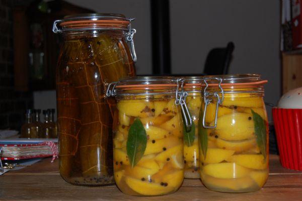 How to make Preserved Lemons | Rosie Makes Jam Recipes